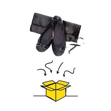 AVON BOXX - HAEDI FOLD UP PUMPS