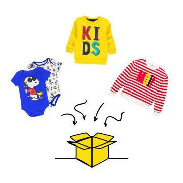 KIDS MEGA BOXX
