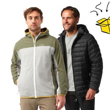 MEN'S OUTDOOR CLOTHING BOXX