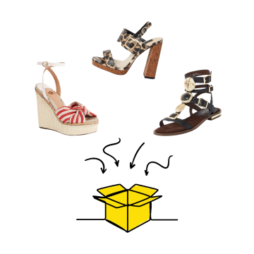 RIVER ISLAND SHOES BOXX SPRING&SUMMER