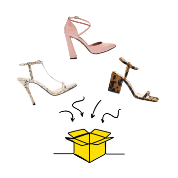 TOPSHOP SHOES BOXX SPRING&SUMMER
