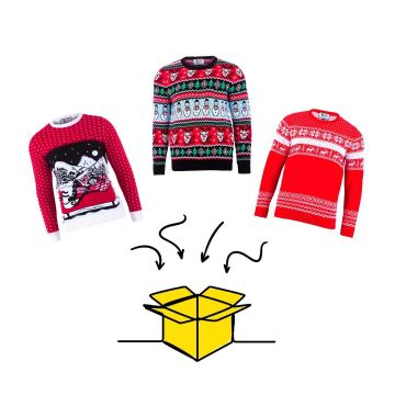 CHRISTMAS JUMPERS BOXX