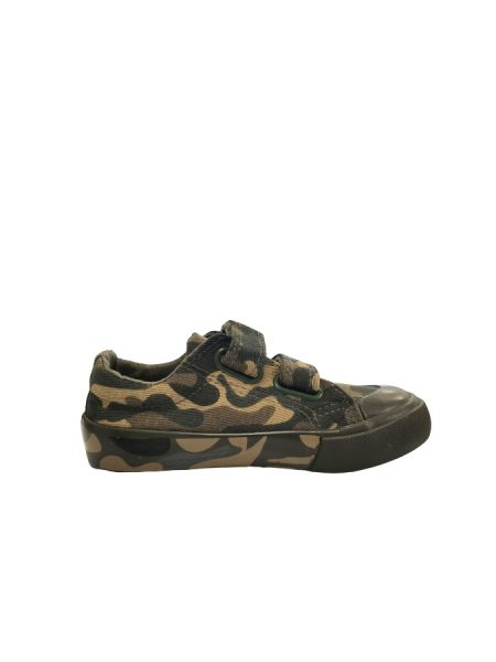 KIDS CAMO SHOES