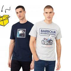 MEN'S T-SHIRTS BOXX